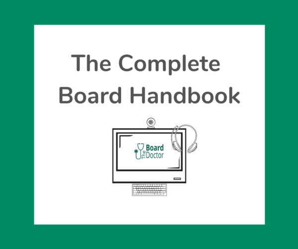 The Complete Board Handbook product image