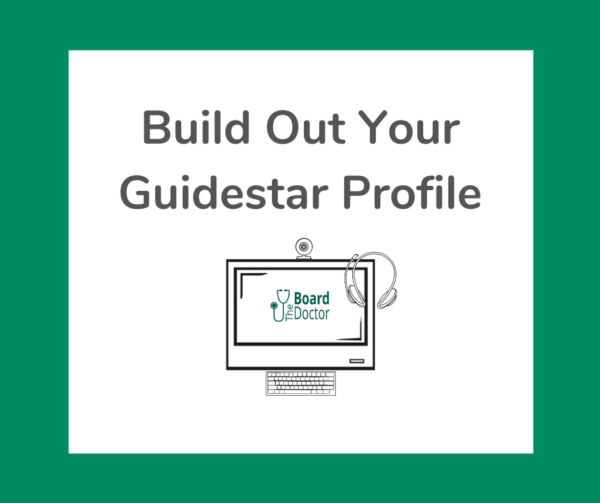 Build Out Your Guidestar Profile product image