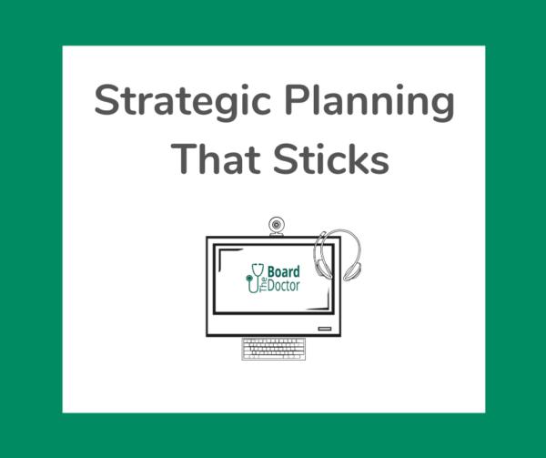 Strategic Planning That Sticks product image